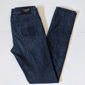 Rock & Republic Berlin skinny jeans sz 28
